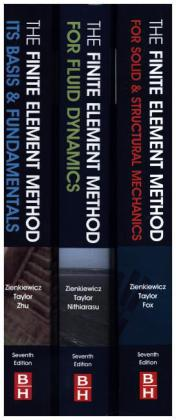 The Finite Element Method, 3 Vols. | Dodax.ch