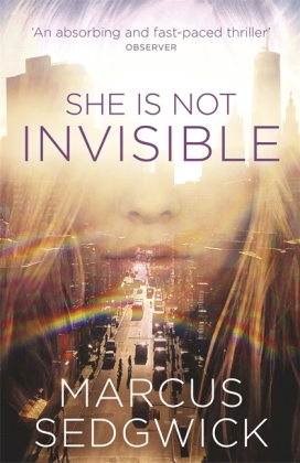 She Is Not Invisible | Dodax.com