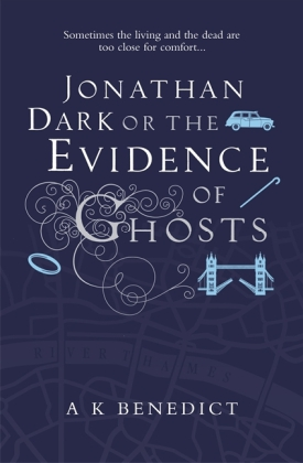 Jonathan Dark and the Evidence of Ghosts   Dodax.ch