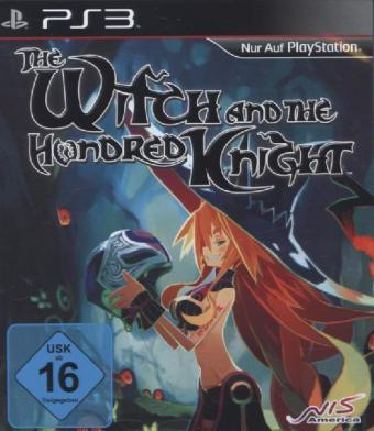 The Witch and the Hundred Knight, PS3-Blu-ray Disc | Dodax.nl