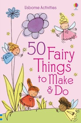 50 Fairy things to make & do | Dodax.de