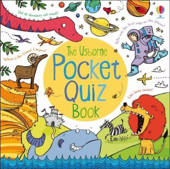 Pocket Quiz Book | Dodax.ch