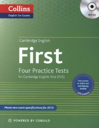First (FCE), w. MP3-CD | Dodax.es