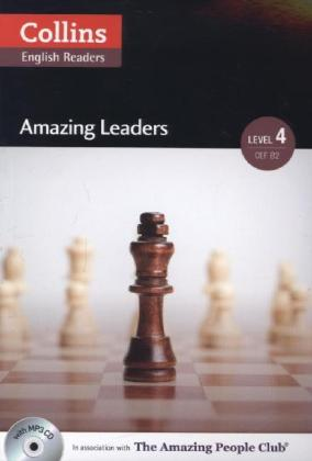 Amazing Leaders, w. MP3-CD | Dodax.at