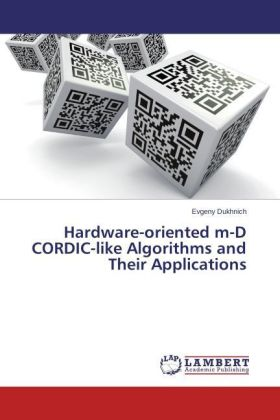 Hardware-oriented m-D CORDIC-like Algorithms and Their Applications | Dodax.ch