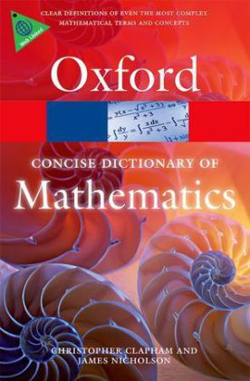Oxford Concise Dictionary of Mathematics | Dodax.at