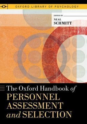 The Oxford Handbook of Personnel Assessment and Selection | Dodax.ch