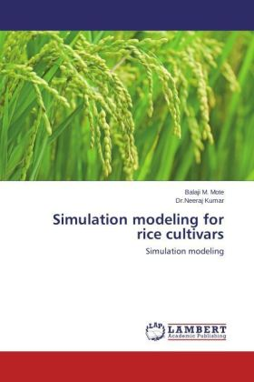 Simulation modeling for rice cultivars | Dodax.ch