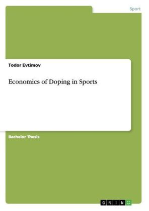 Economics of Doping in Sports   Dodax.ch