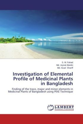 Investigation of Elemental Profile of Medicinal Plants in Bangladesh | Dodax.ch