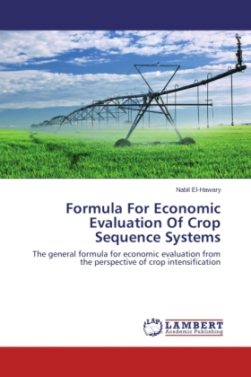 Formula For Economic Evaluation Of Crop Sequence Systems | Dodax.de