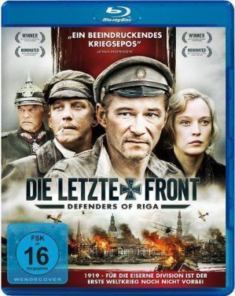 Die Letzte Front - Defenders of Riga, 1 Blu-ray | Dodax.ch