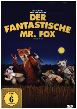 DER FANTASTISCHE MR. FOX | Dodax.fr