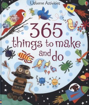 365 things to make and do | Dodax.co.uk