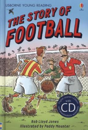 The Story of Football, w. Audio-CD | Dodax.at