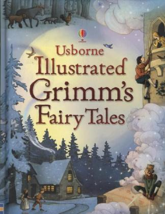 Illustrated Grimm's Fairy Tales | Dodax.pl