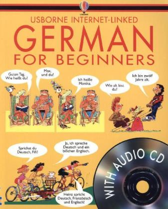 German For Beginners, w. Audio-CD | Dodax.at