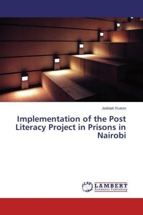Implementation of the Post Literacy Project in Prisons in Nairobi | Dodax.pl