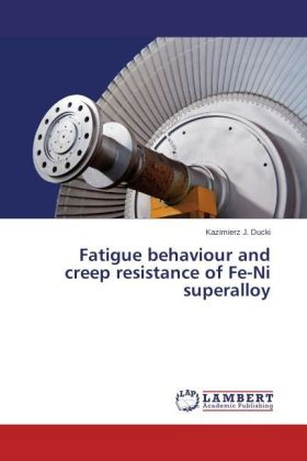 Fatigue behaviour and creep resistance of Fe-Ni superalloy | Dodax.ch