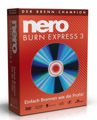 Nero BurnExpress 3, 1 CD-ROM | Dodax.at