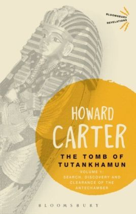 The Tomb of Tutankhamun. Vol.1 | Dodax.ch