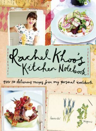 Rachel Khoo's Kitchen Notebook | Dodax.at