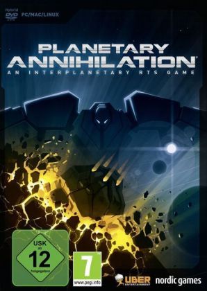 Planetary Annihilation, Collector's Edition, DVD-ROM | Dodax.es