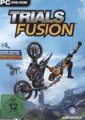 Trials Fusion, Deluxe Edition, DVD-ROM | Dodax.fr