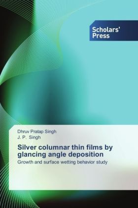 Silver columnar thin films by glancing angle deposition | Dodax.pl