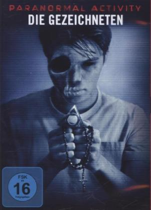 Paranormal Activity: Die Gezeichneten, 1 DVD | Dodax.ch