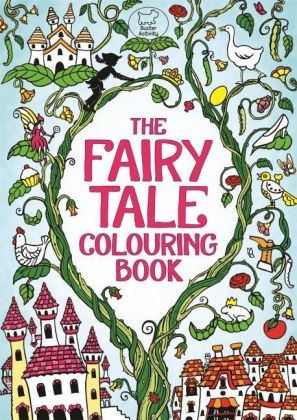 The Fairy Tale Colouring Book | Dodax.at