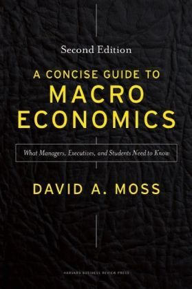 Concise Guide to Macroeconomics   Dodax.pl