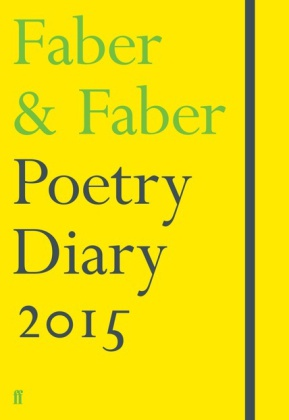 Faber & Faber Poetry Diary 2015 | Dodax.ch