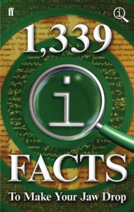 1,339 QI Facts To Make Your Jaw Drop | Dodax.ch