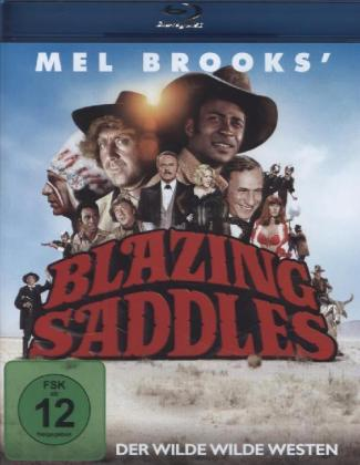 Blazing Saddles - Der wilde Wilde Westen, Blu-ray | Dodax.at