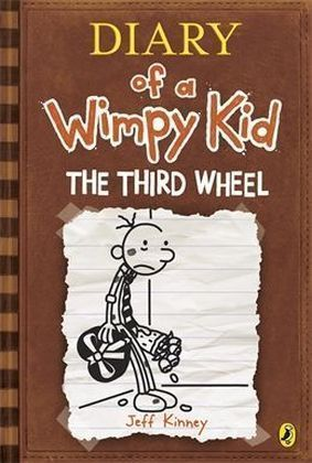 Diary of a Wimpy Kid: The Third Wheel | Dodax.com
