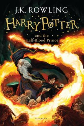 Harry Potter and the Half-Blood Prince | Dodax.co.uk