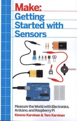 Make: Getting Started with Sensors | Dodax.at
