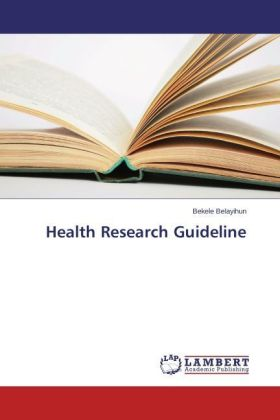 Health Research Guideline | Dodax.at