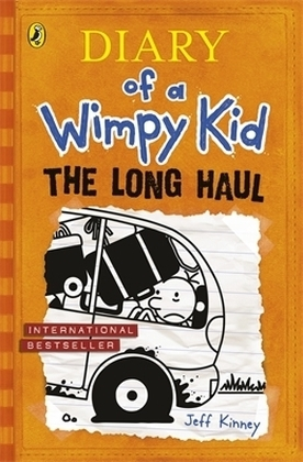 Diary of a Wimpy Kid - The Long Haul | Dodax.com