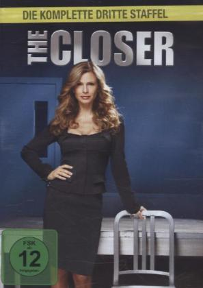 The Closer. Staffel.3, 4 DVDs | Dodax.de