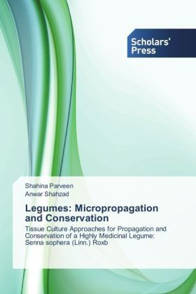 Legumes: Micropropagation and Conservation | Dodax.pl
