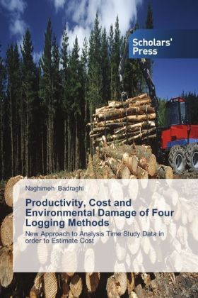 Productivity, Cost and Environmental Damage of Four Logging Methods | Dodax.at