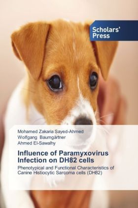 Influence of Paramyxovirus Infection on DH82 cells | Dodax.ch