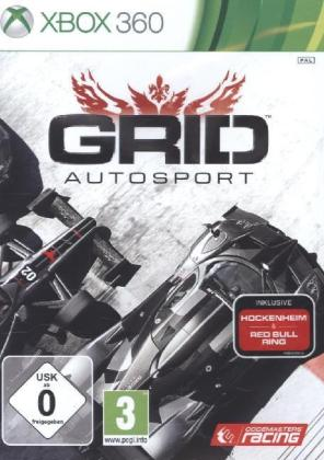 Grid Autosport German Edition - XBox 360 | Dodax.at