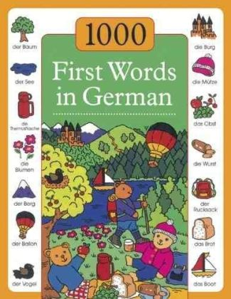 1000 First Words in German | Dodax.de