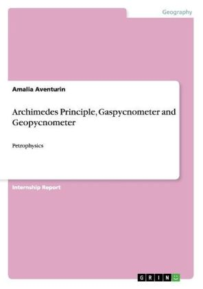 Archimedes Principle, Gaspycnometer and Geopycnometer | Dodax.pl