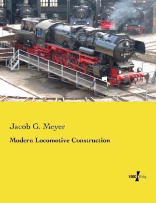 Modern Locomotive Construction | Dodax.at