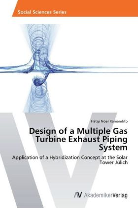 Design of a Multiple Gas Turbine Exhaust Piping System | Dodax.ch