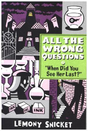 All the wrong questions - 'When Did You See Her Last?' | Dodax.nl